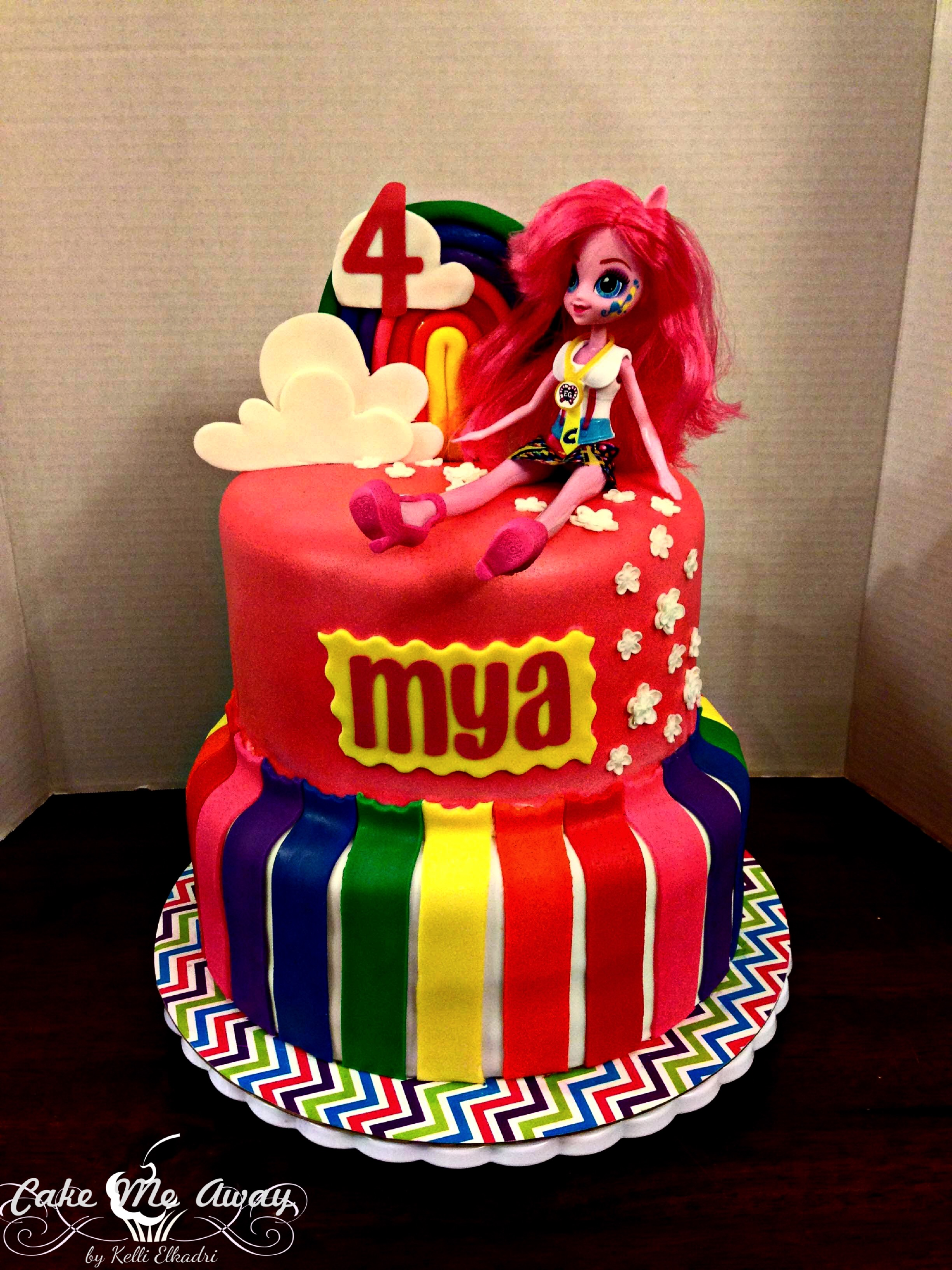 Have A Look At Our Selection Of Girls Cakes